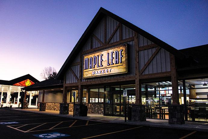 Maple Leaf Market Storefront