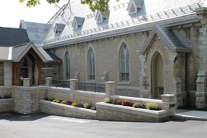 St. James Episcopal Church Phase 2 Exterior