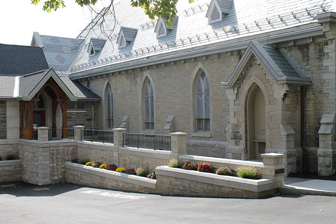 St. James Episcopal Church Phase 2 Exterior