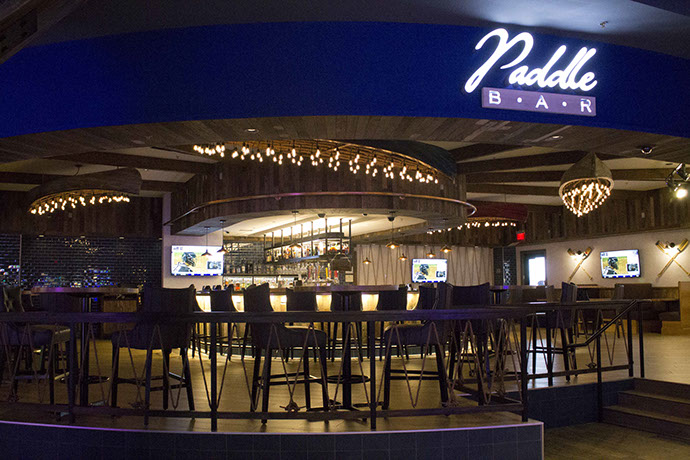 Point Place Casino Paddle Bar