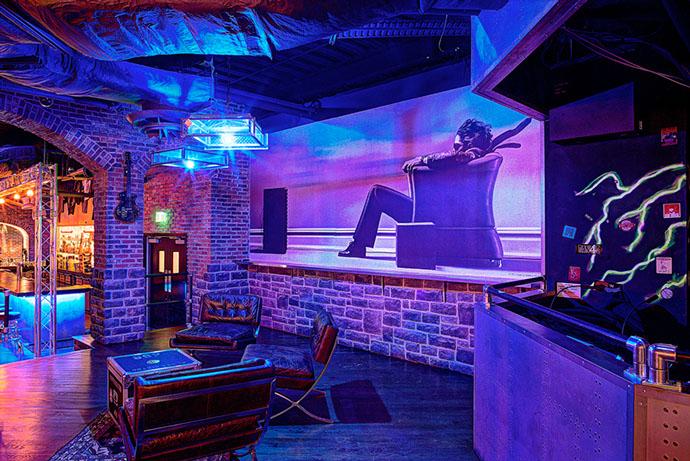 Turning Stone Resort Exit 33 Lounge