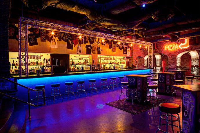 Turning Stone Resort Exit 33 Bar
