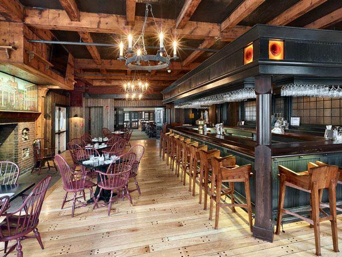 Colgate Inn Bar