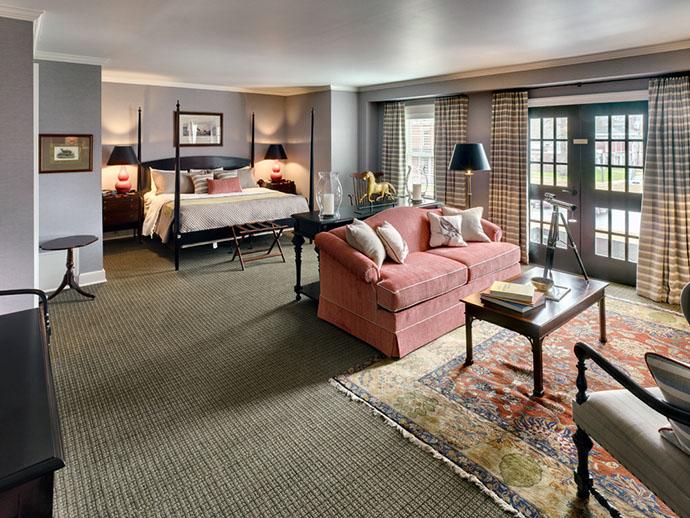 Colgate Inn Guest Room