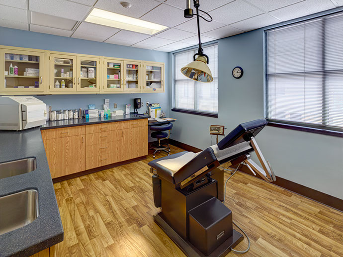 Cortland Regional Medical Center Room