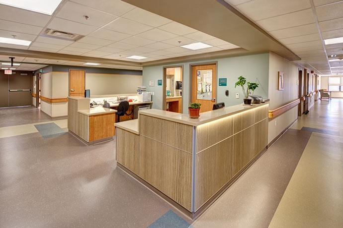 Cortland Regional Medical Center Reception