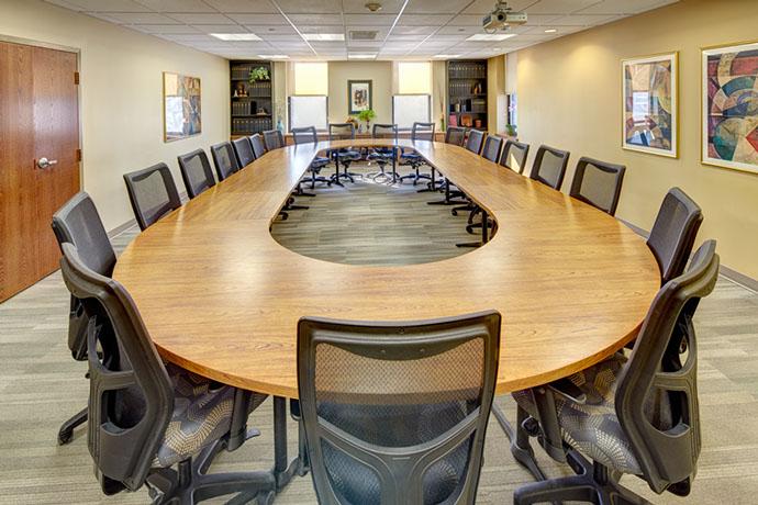 Cortland Regional Medical Center Conference Room
