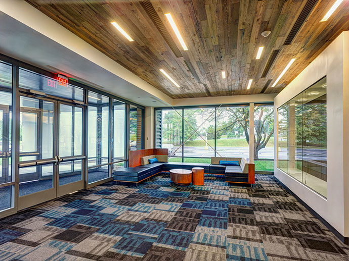 Empower Federal Credit Union Interior Space