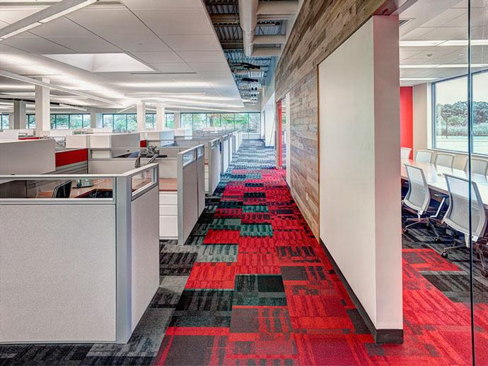 Empower Federal Credit Union Hallway