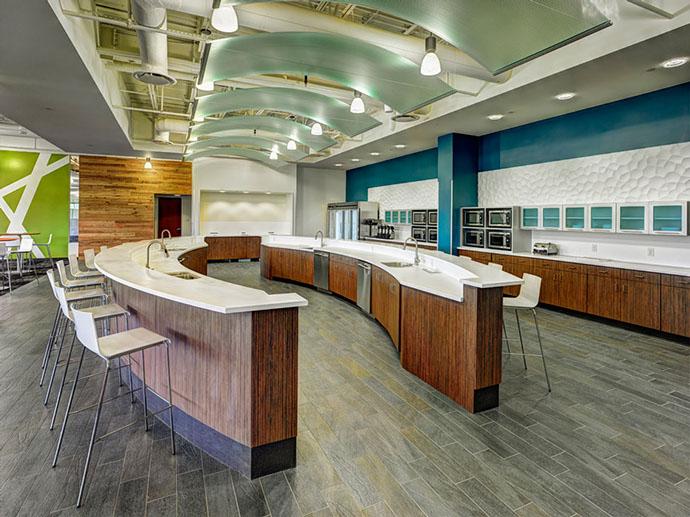Empower Federal Credit Union Kitchen