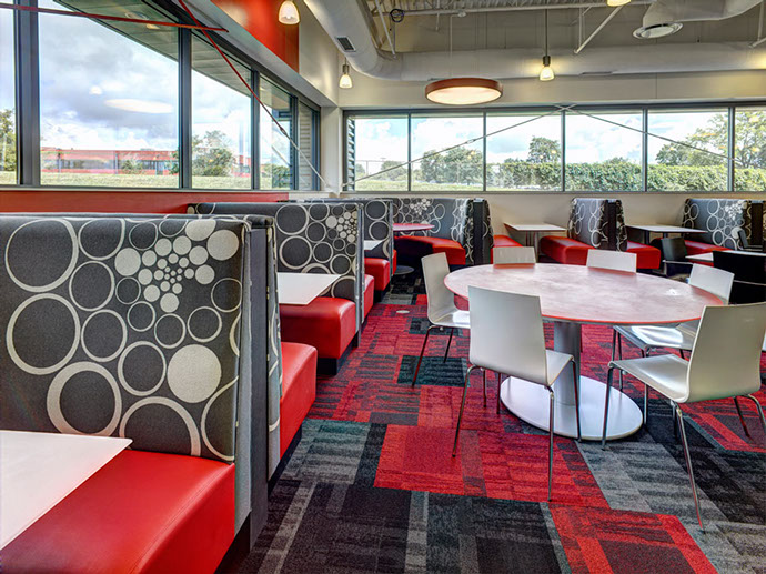 Empower Federal Credit Union Eating Area