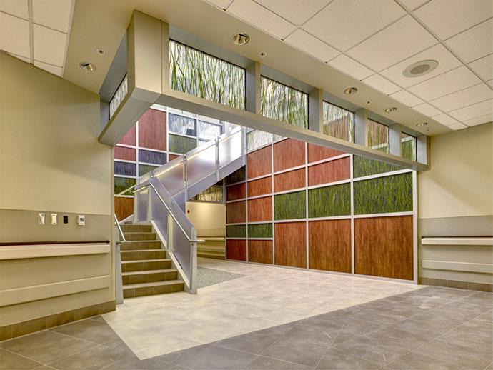 Oswego Health Fulton Medical Center Hallway