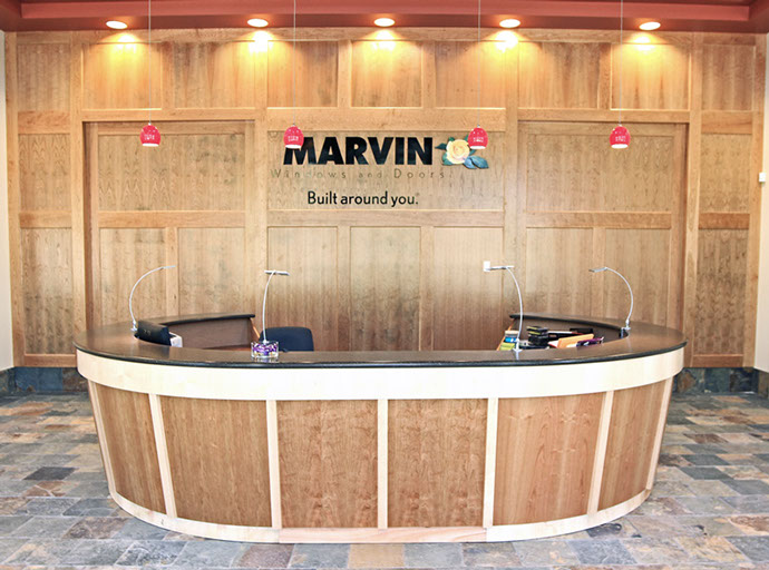 Marvin Windows and Doors Reception