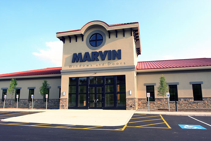 Marvin Windows and Doors Exterior