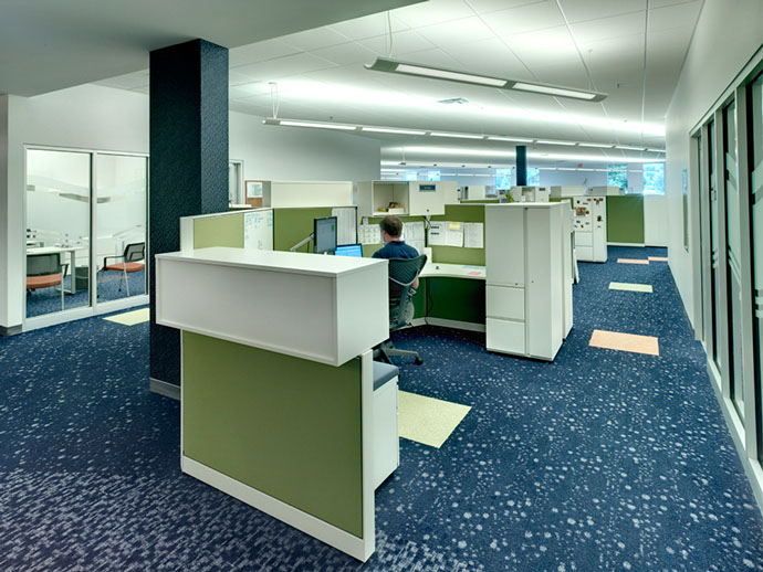 Pall Corporation Work Space