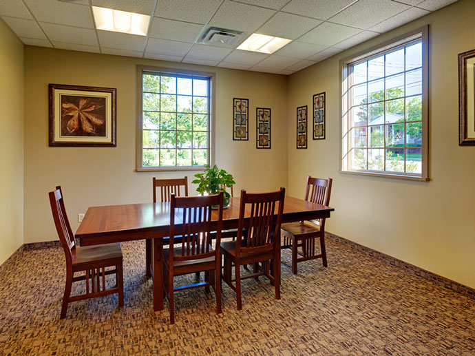 SECNY Federal Credit Union Conference Room