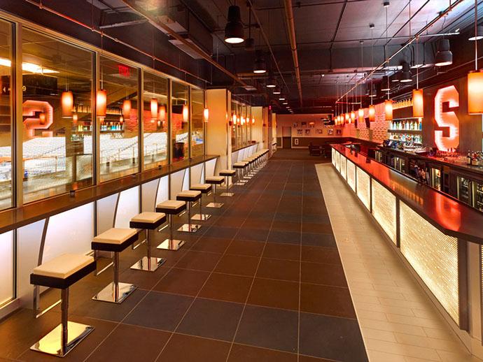 Syracuse University Club 44 Bar