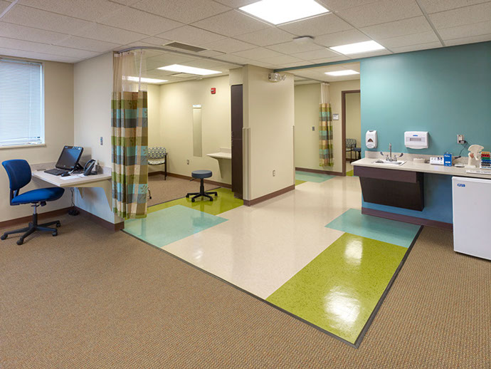 Oswego Health Interior