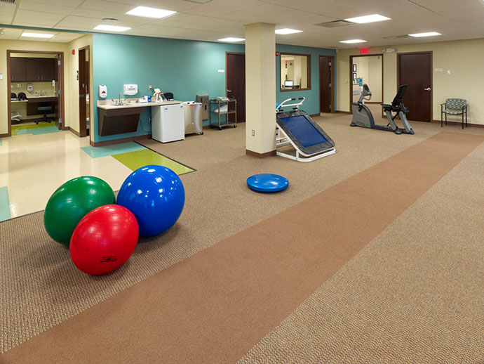 Oswego Health Gym