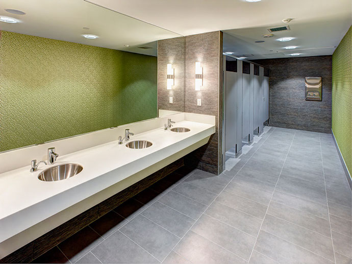 Empower Federal Credit Union Restrooms
