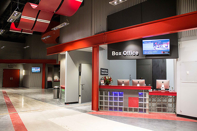 Redhouse Arts Center Box Office