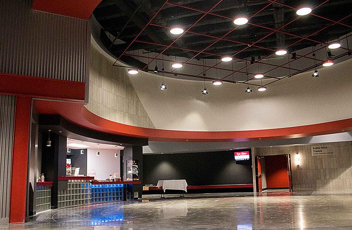Redhouse Arts Center Cafe
