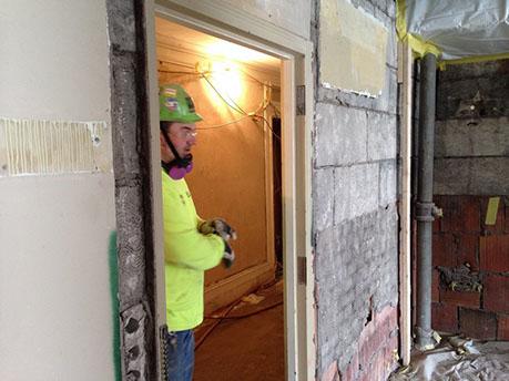 Walls coming down as Hotel Syracuse renovation begins