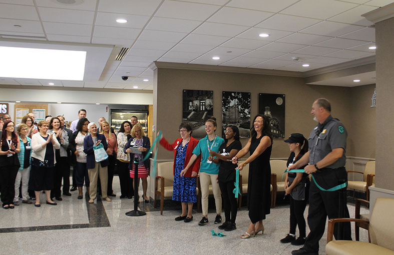 A fresh Welcome at Crouse Hospital