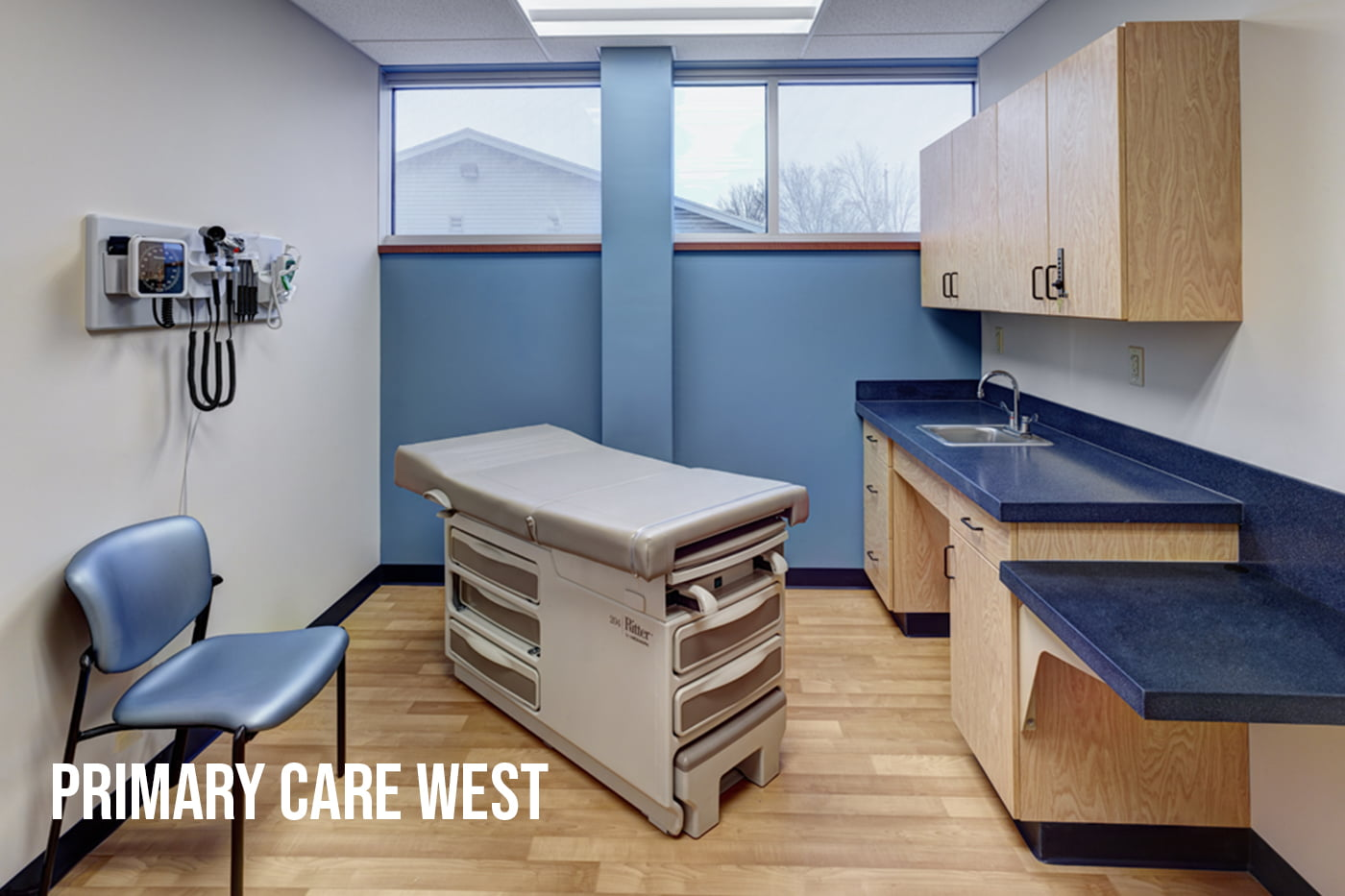 St. Joes Primary Care West