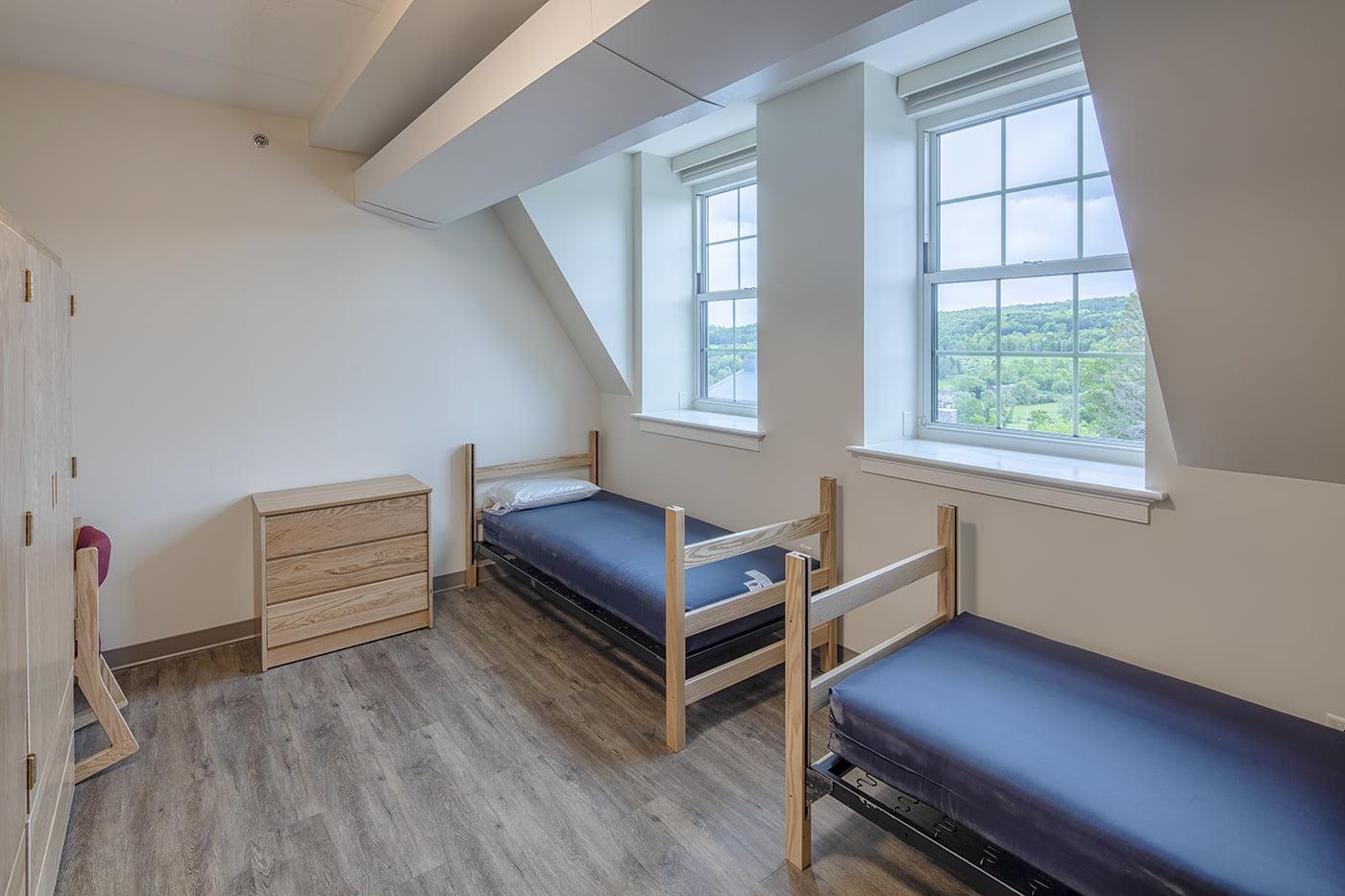 Colgate University Residence Halls Room