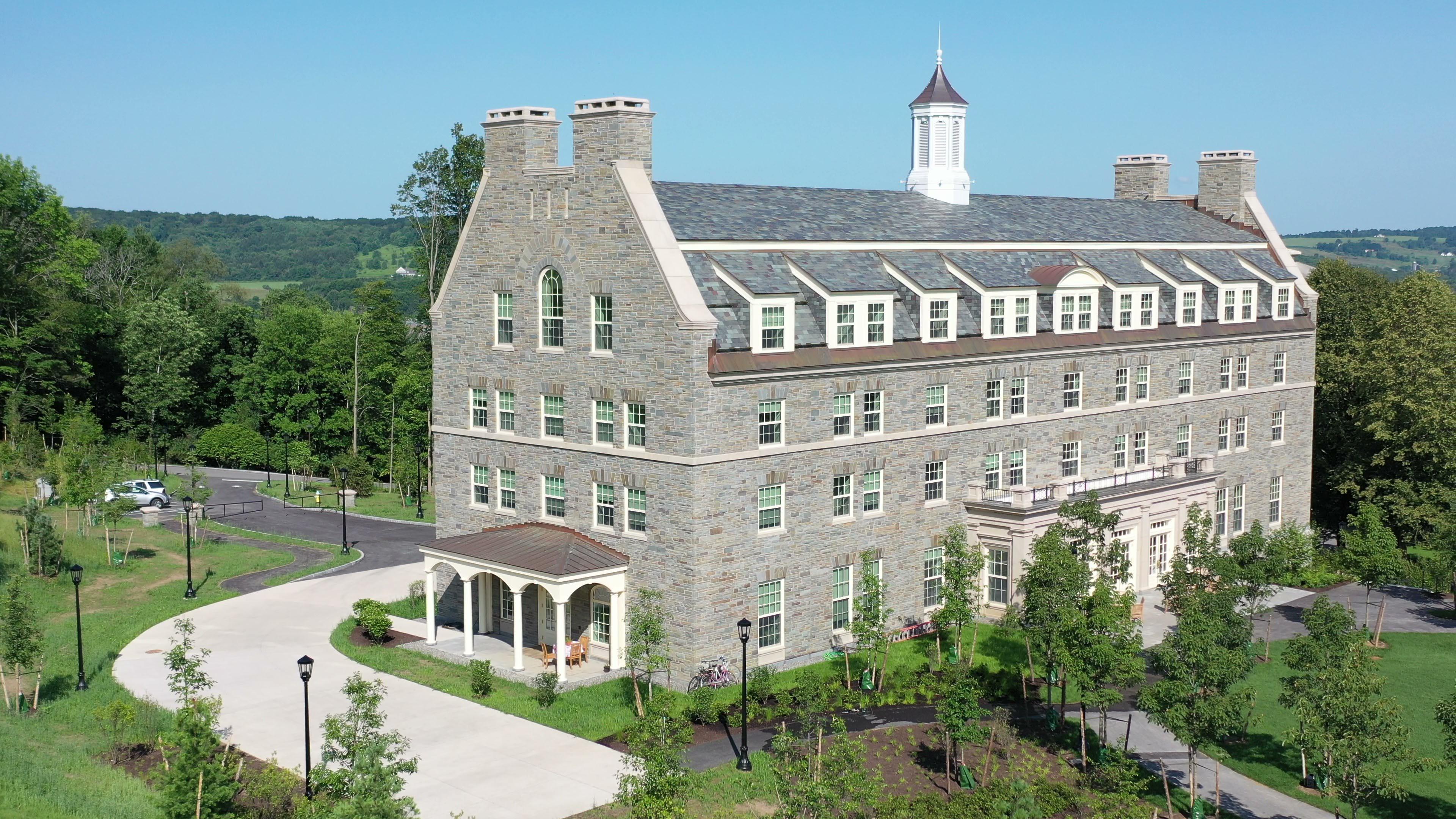 Residence Halls at Colgate University