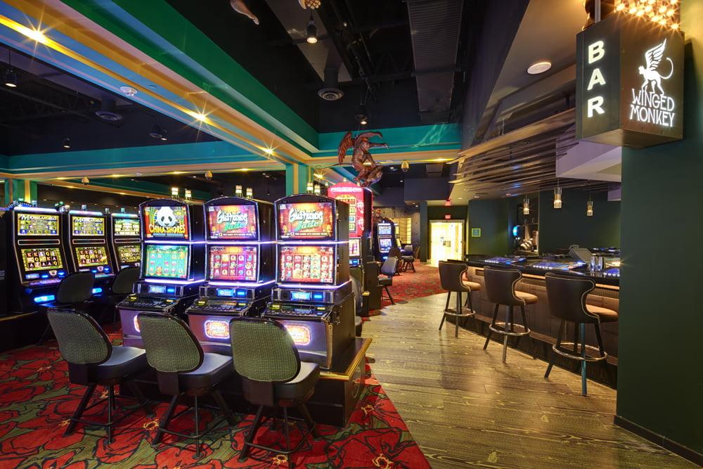 Yellow Brick Road Casino Slots