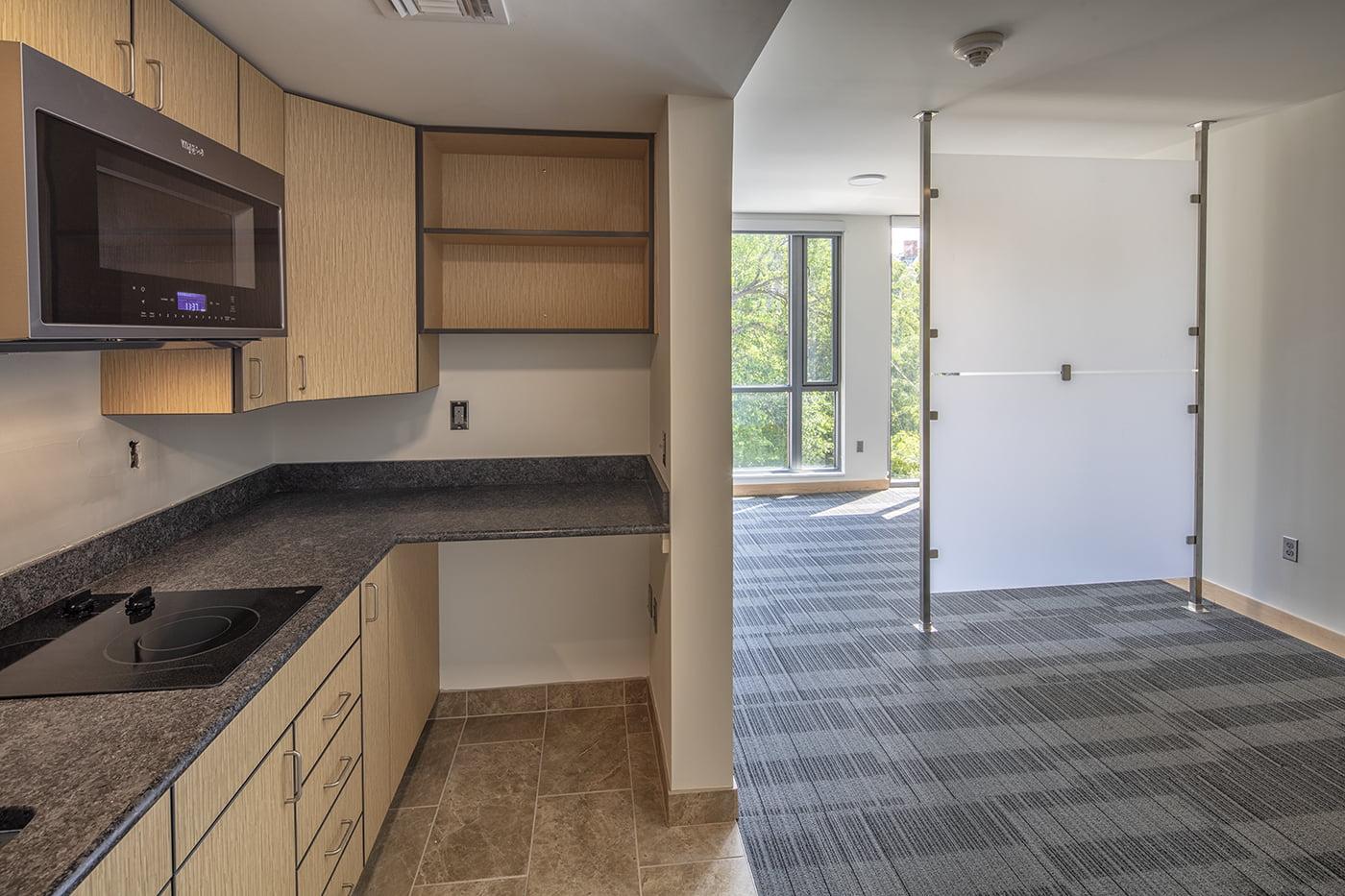 Linden Housing Kitchen | Hayner Hoyt Construction in Syracuse & Central NY