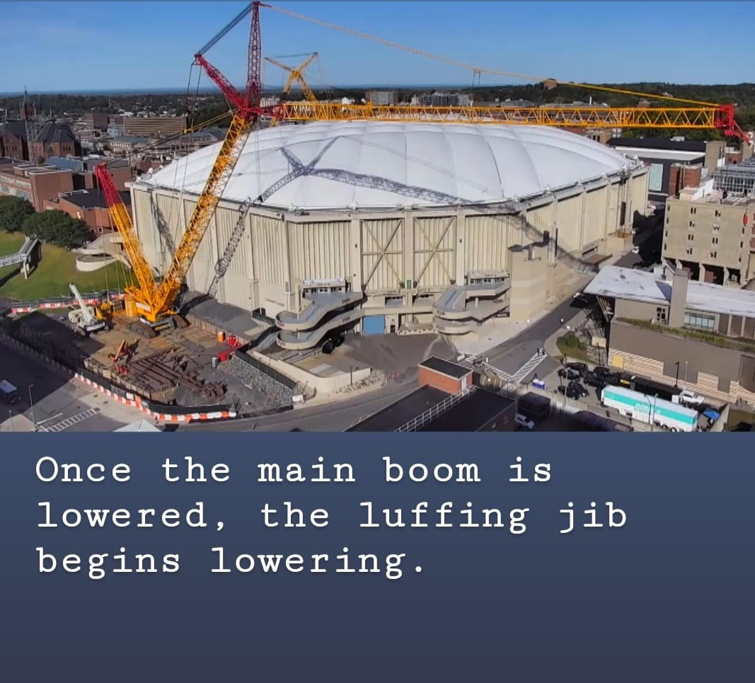 Syracuse University Dome Replacement Project