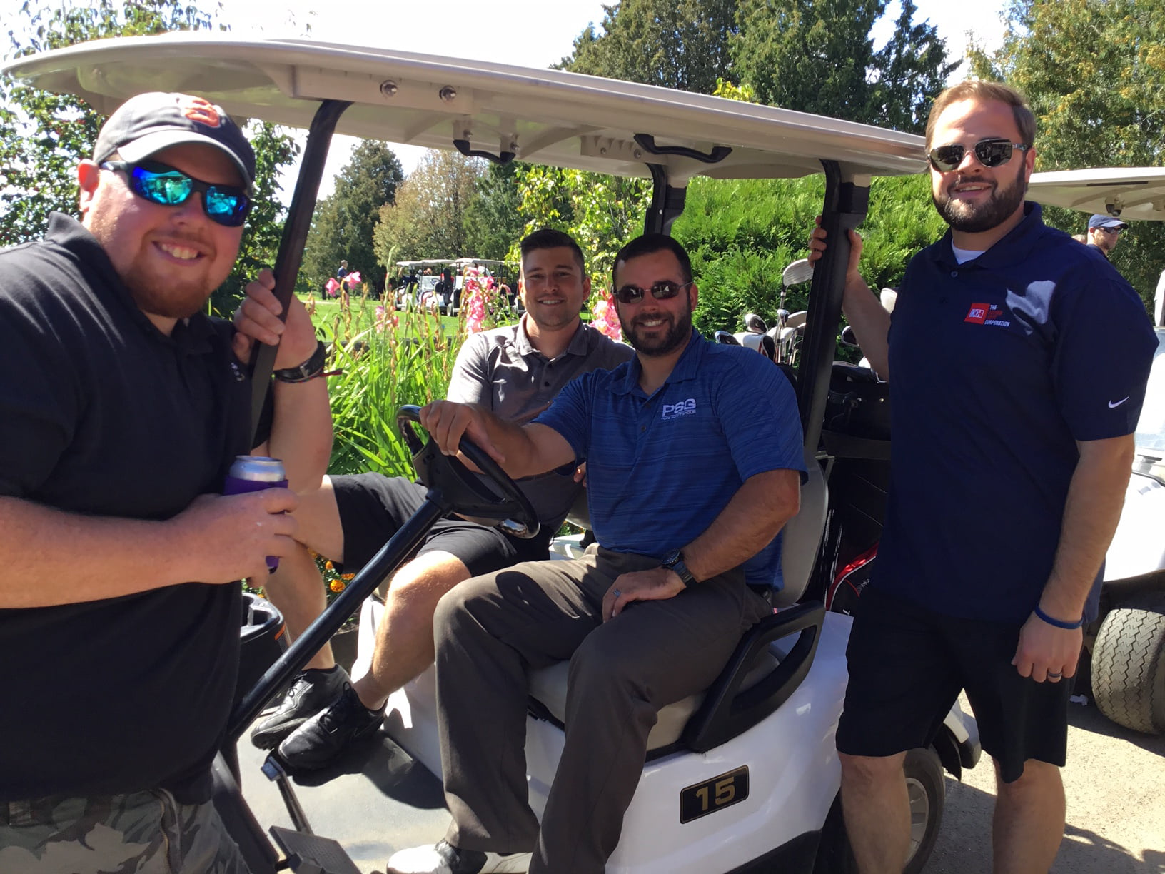 Annual Company Golf Outing