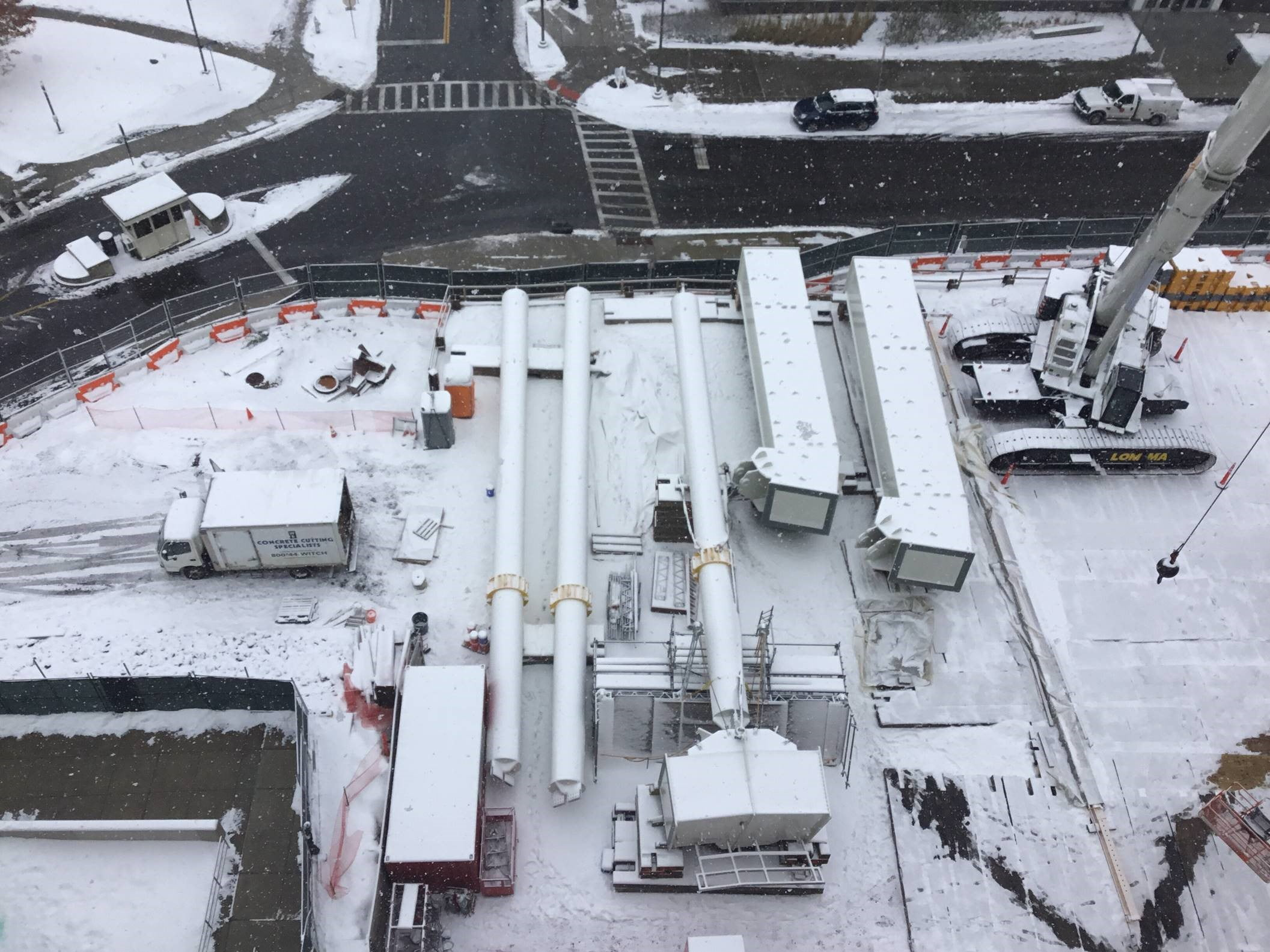 Recent Progress at the Syracuse University Dome Roof Project