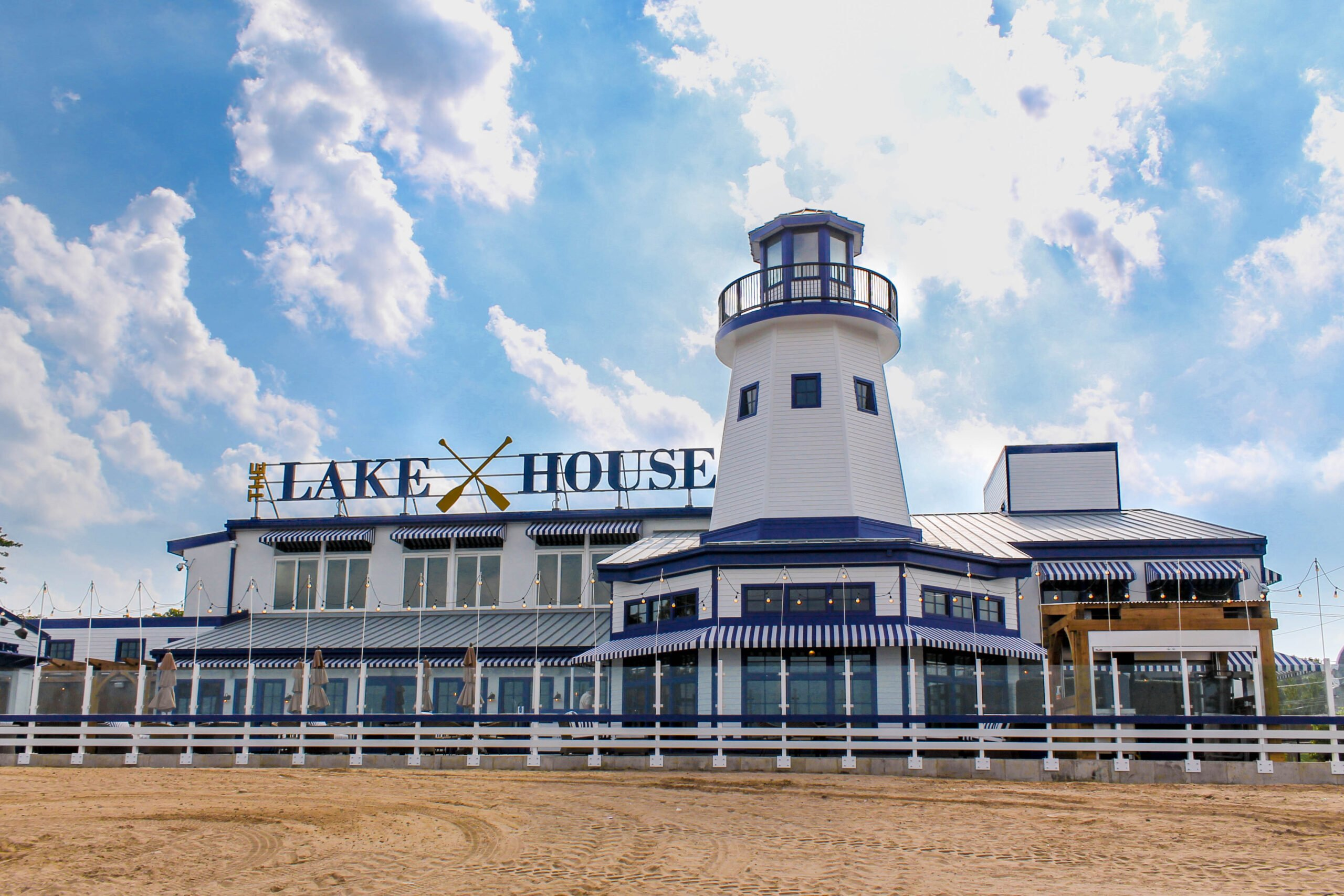 The Lake House at Sylvan Beach Grand Opening