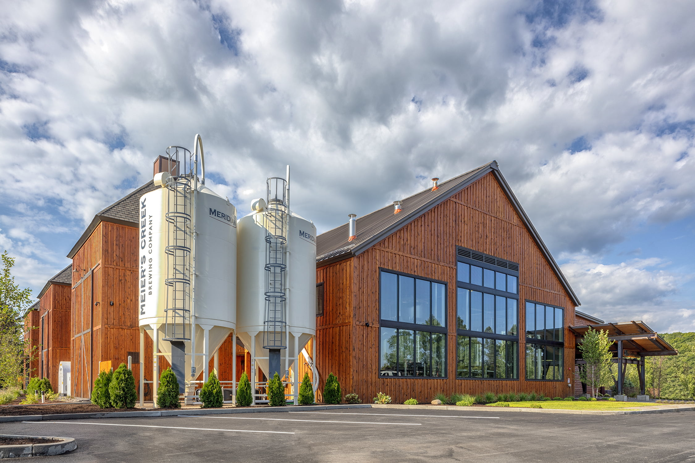 Meier's Creek Brewing Company is open for business!