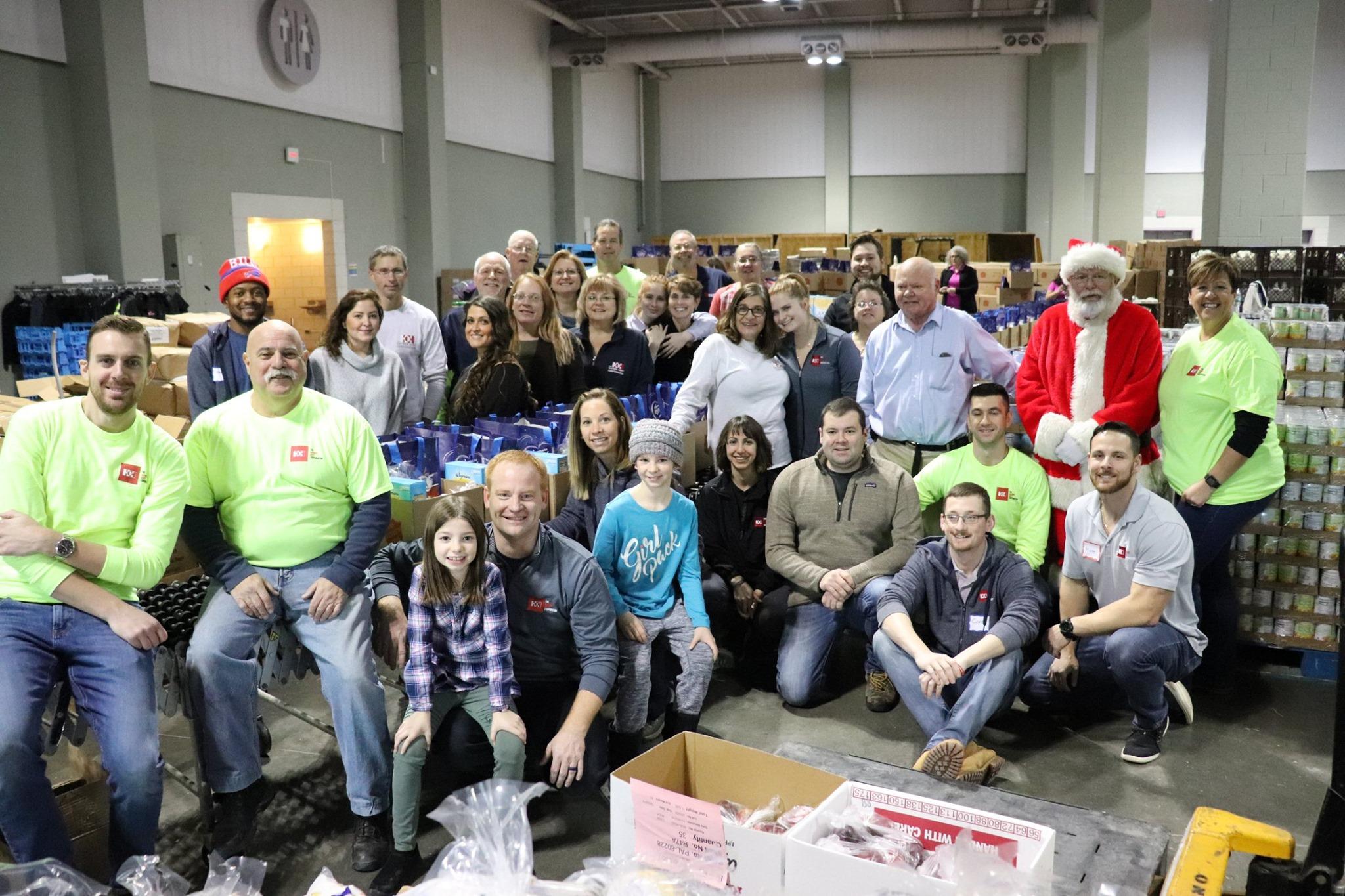Christmas Bureau saved by community donations
