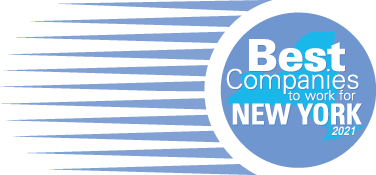2021 Best Companies to Work for in New York