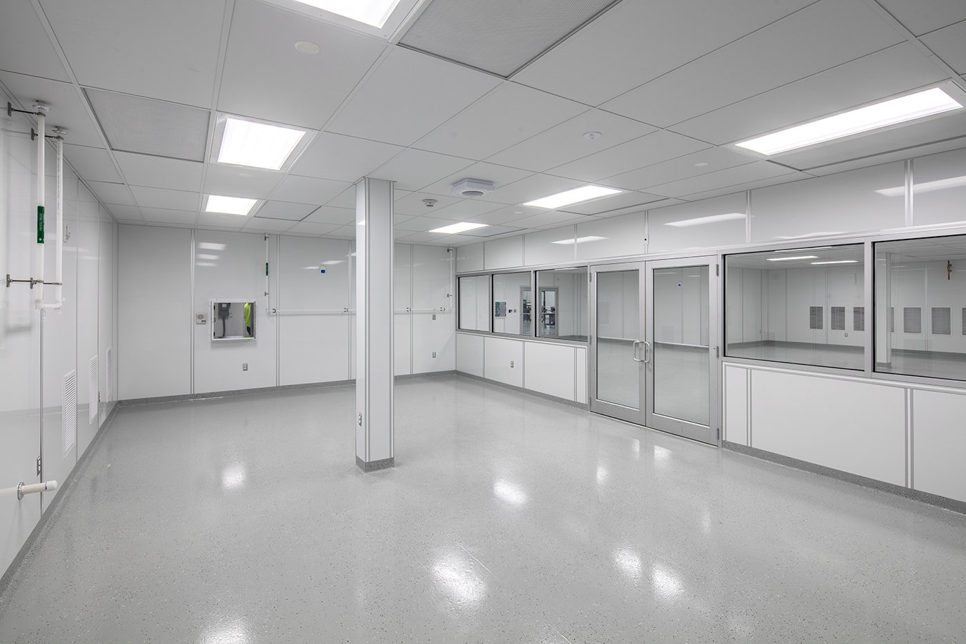 What is a cleanroom?