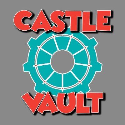 The Castle Vault Logo