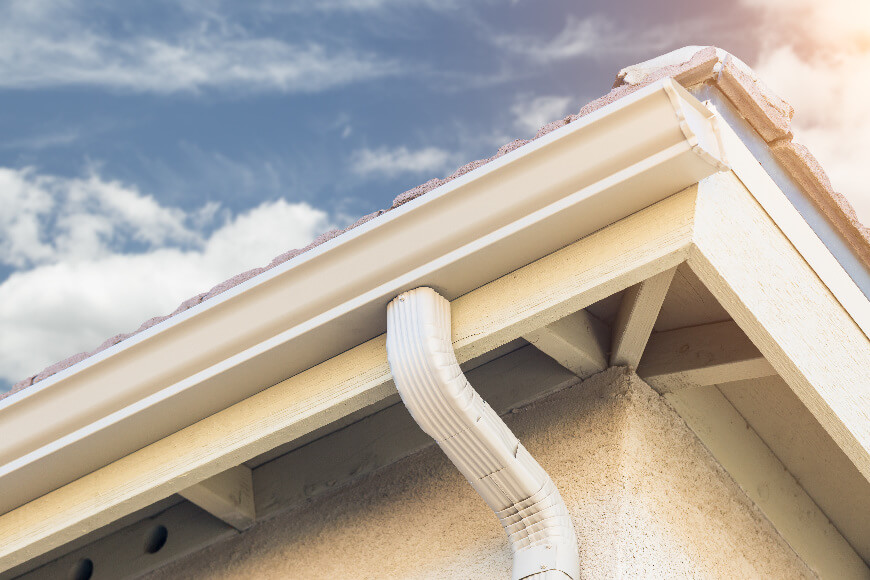 Affordable Residential Amp Commercial Seamless Gutters