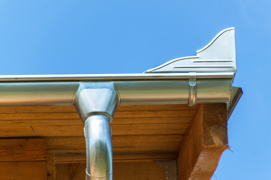 Box Gutter Installation Dallas TX