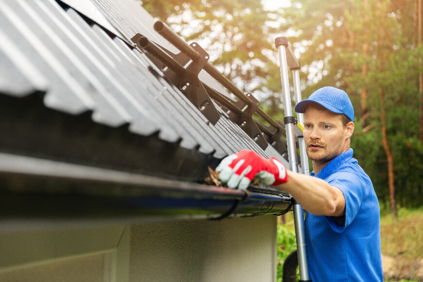 Gutter Cleaning Services Dallas TX