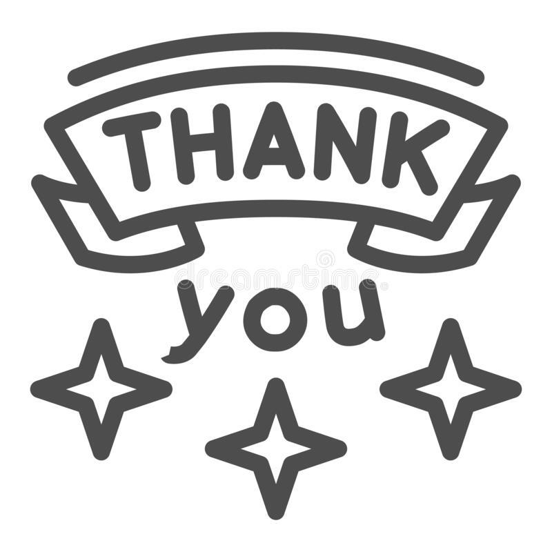 inscription-gratitude-line-icon-thankfullness-appreciation-concept-thank-you-text-vector-sign-white-background-inscription-224046073