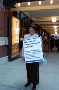 Liane at Boston Symphony Hall