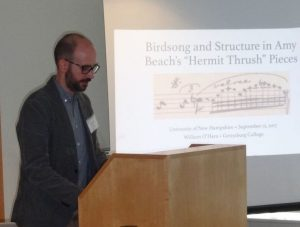 Conference Report: American Women Composer-Pianists