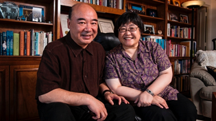 Chen Yi and Zhou Long honored by SAM