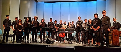 Cal State Fullerton Celebrates 18th Annual New Music Festival